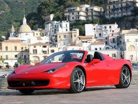 Ver foto 19 de Ferrari 458 Spider 2011