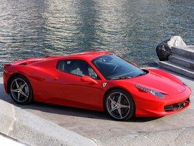 Ver foto 17 de Ferrari 458 Spider 2011