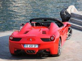 Ver foto 14 de Ferrari 458 Spider 2011