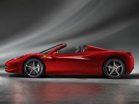 Ver foto 2 de Ferrari 458 Spider 2011