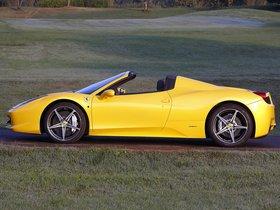 Ver foto 12 de Ferrari 458 Spider 2011
