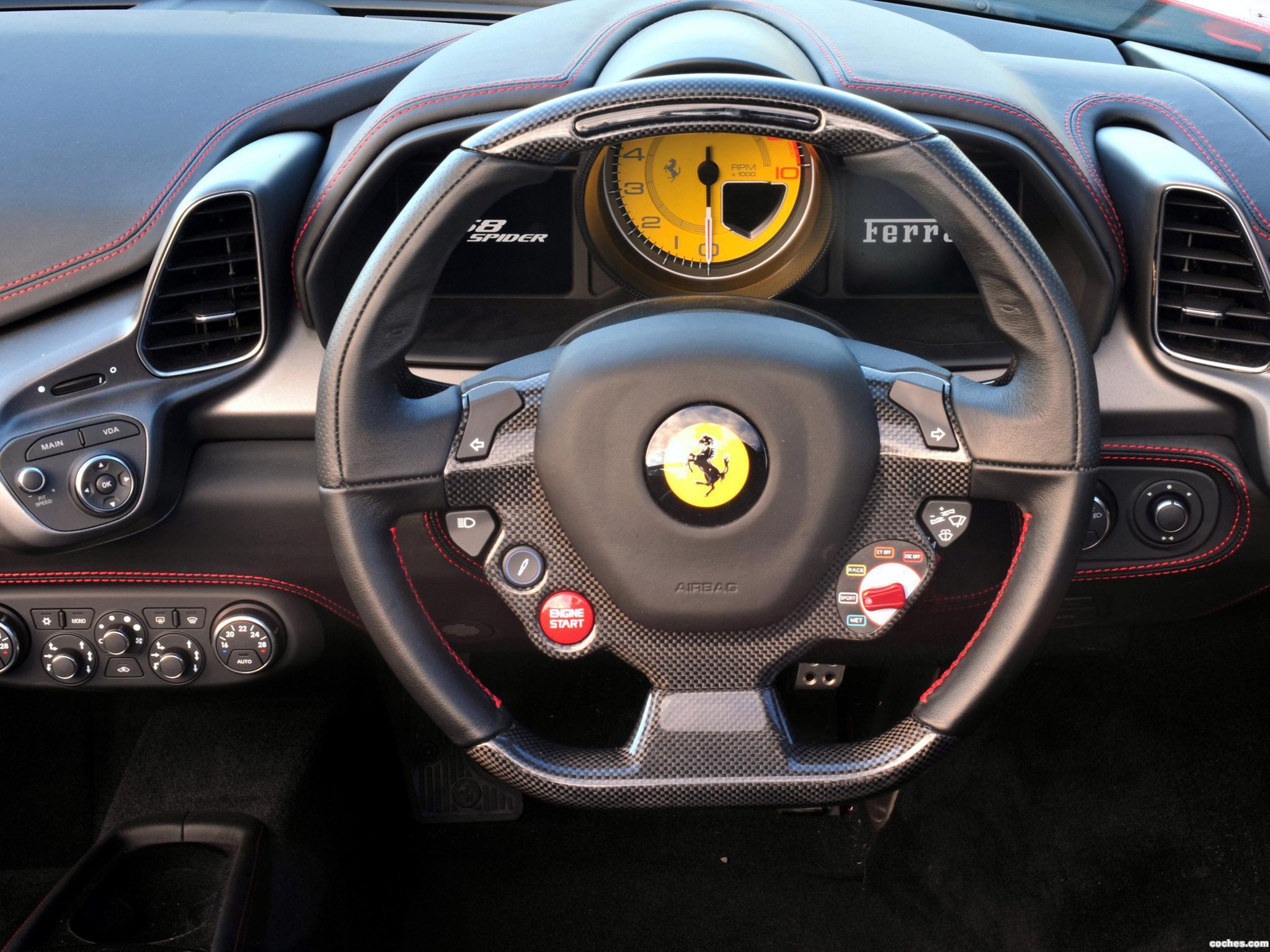 Foto 40 de Ferrari 458 Spider 2011