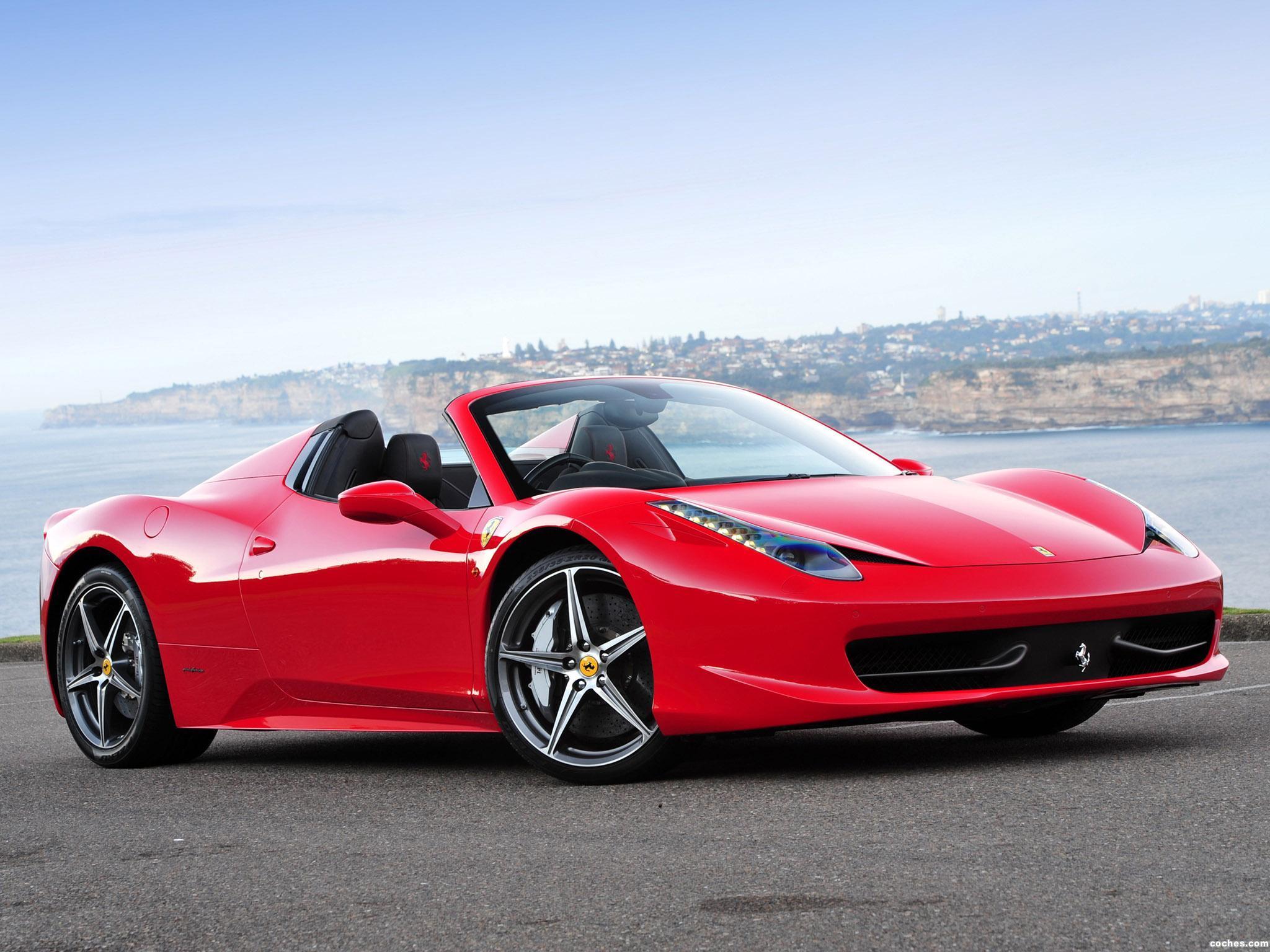Foto 32 de Ferrari 458 Spider 2011