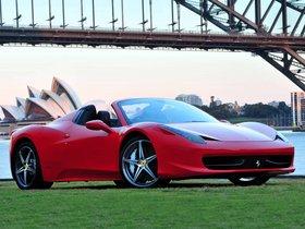 Ver foto 39 de Ferrari 458 Spider 2011