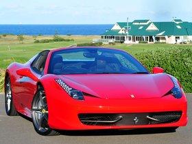 Ver foto 38 de Ferrari 458 Spider 2011