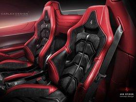 Ver foto 3 de Ferrari 458 Spider Concept by Carlex Design 2015