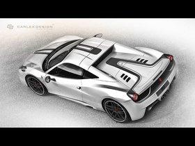 Ver foto 2 de Ferrari 458 Spider Concept by Carlex Design 2015