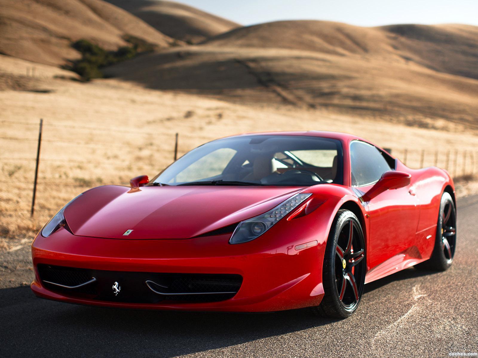 Foto 0 de Ferrari 458 Spider USA 2014