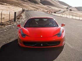 Ver foto 3 de Ferrari 458 Spider USA 2014