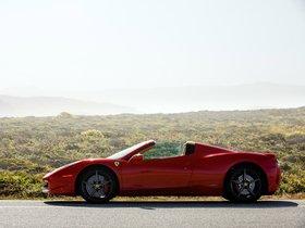 Ver foto 2 de Ferrari 458 Spider USA 2014