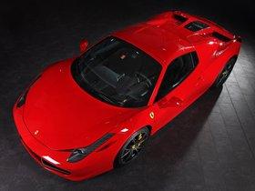 Ver foto 2 de Ferrari 458 Spider by Capristo 2013
