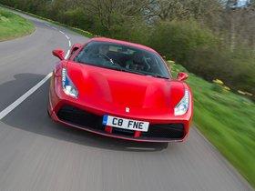 Ver foto 3 de Ferrari 488 GTB UK 2015