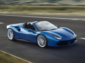 Ver foto 3 de Ferrari 488 Spider 2015
