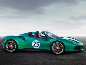 Ver foto 3 de Ferrari 488 Spider The Green Jewel 2017