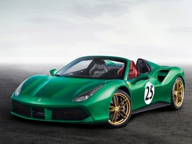 Fotos de Ferrari 488 Spider The Green Jewel 2017