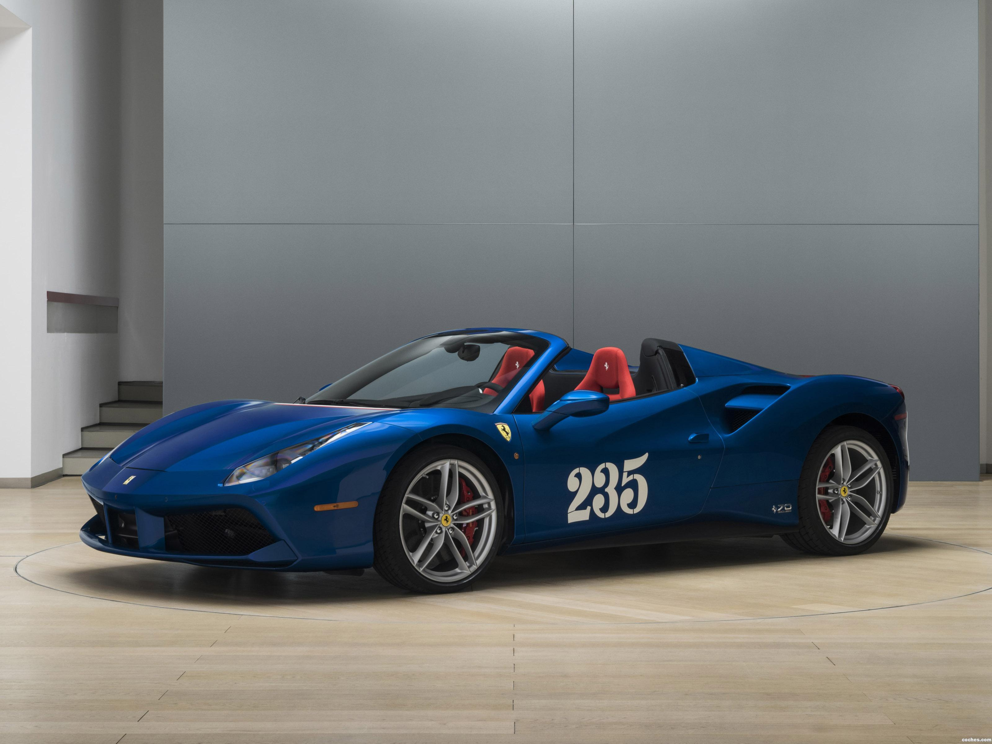 Foto 0 de Ferrari 488 Spider The Heartthrob 2017