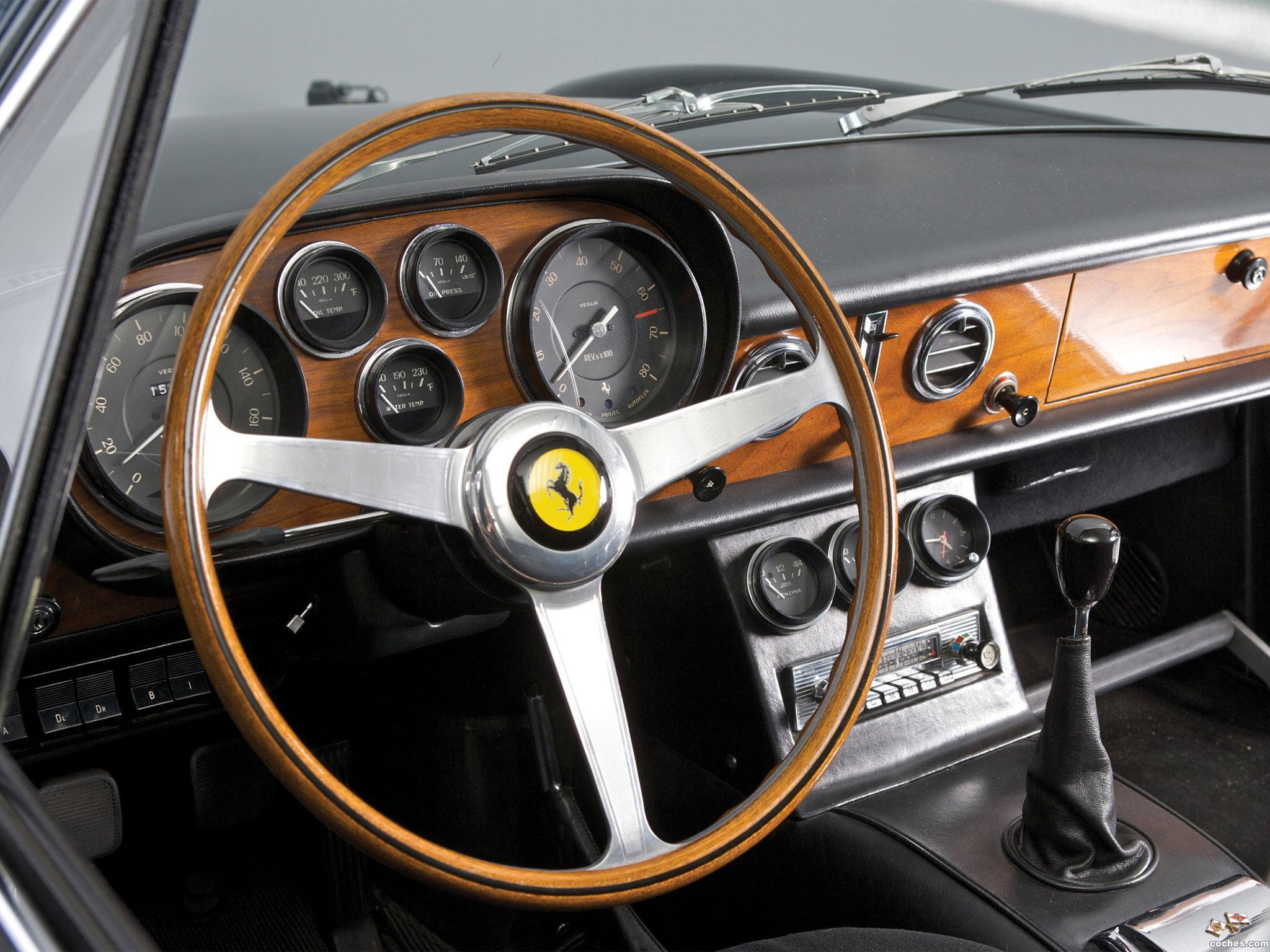 Fotografía de Ferrari