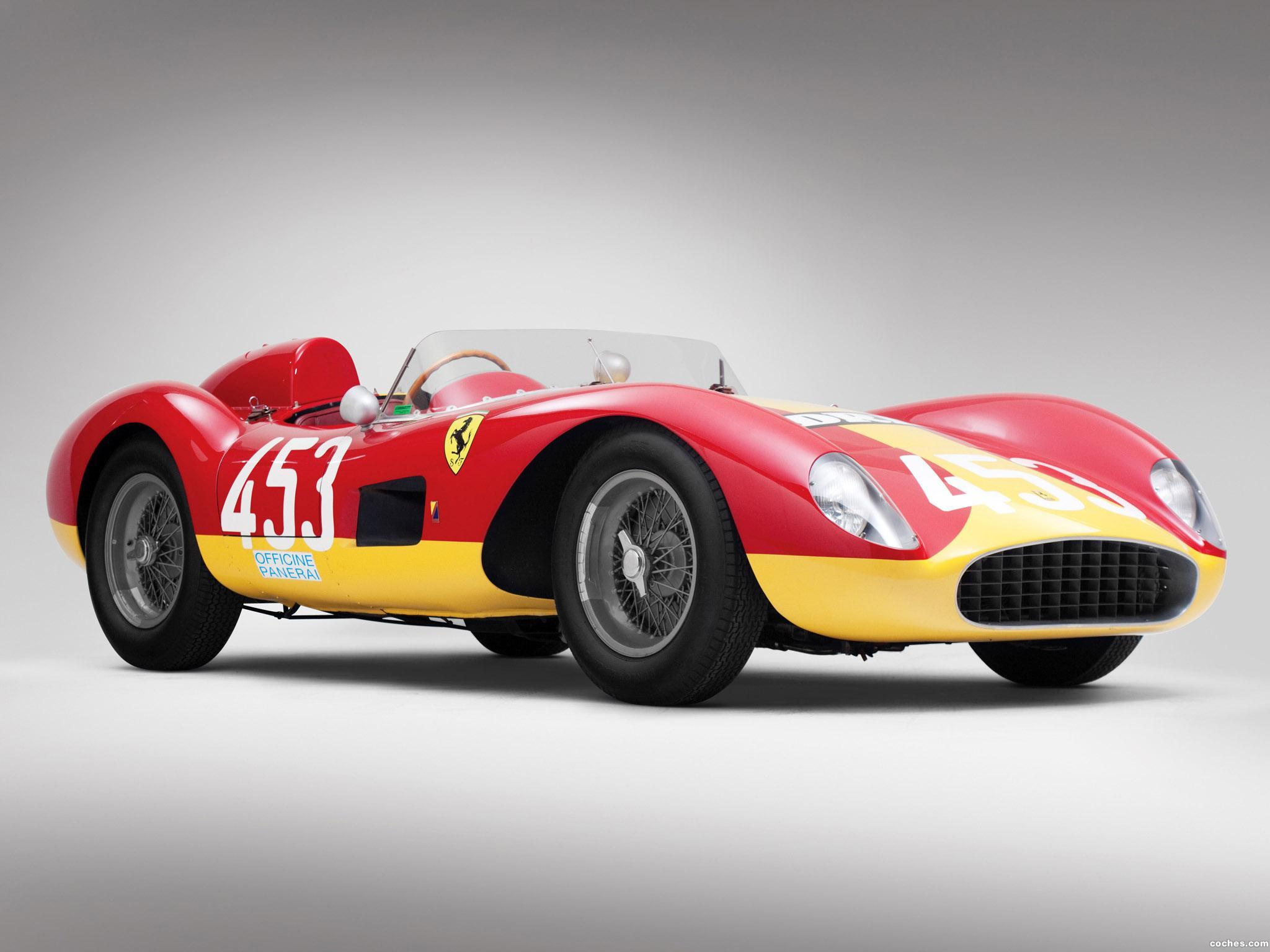 Foto 0 de Ferrari 500 TRC Spider 1957