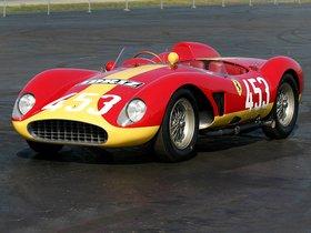 Ver foto 12 de Ferrari 500 TRC Spider 1957