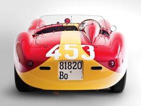 Ver foto 7 de Ferrari 500 TRC Spider 1957