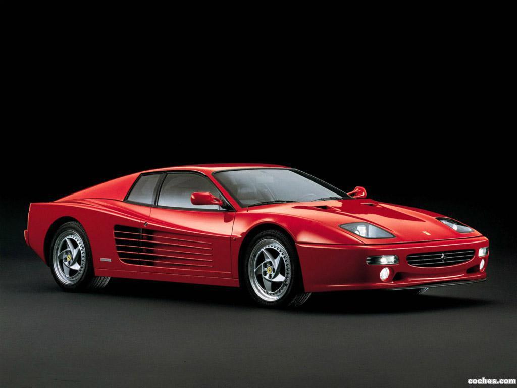 Foto 0 de Ferrari 512 M 1995