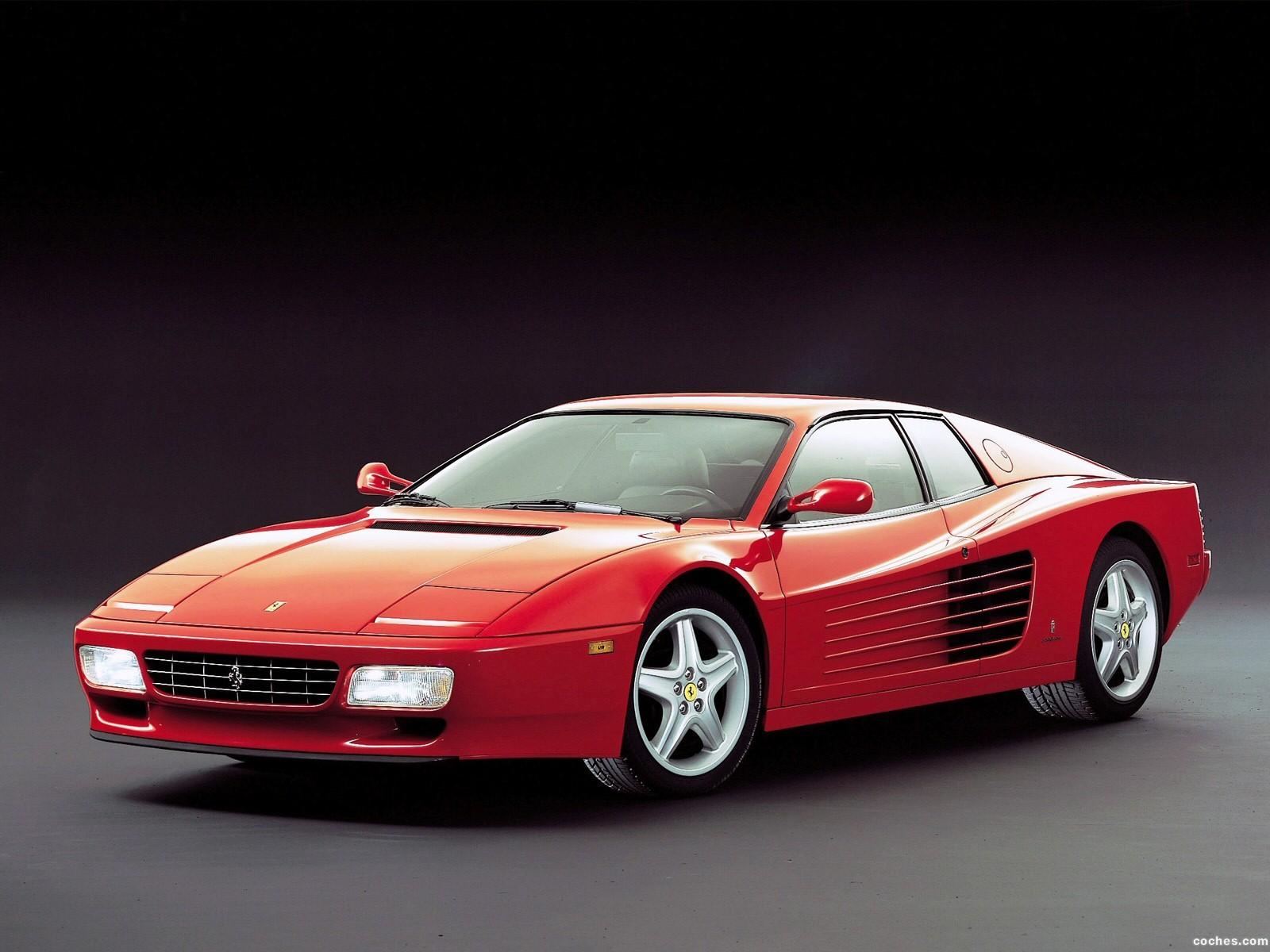 Foto 0 de Ferrari 512 TR Testarossa 1991