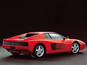 Ver foto 2 de Ferrari 512 TR Testarossa 1991