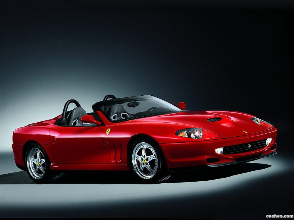 Foto 0 de Ferrari 550 Barchetta Pininfarina 2001
