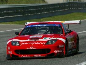 Ver foto 1 de Ferrari 550 GTS Maranello 2001