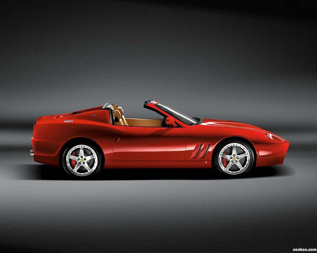 Foto 0 de Ferrari 575M Superamerica 2005