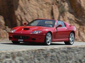 Ver foto 10 de Ferrari 575M Superamerica 2005