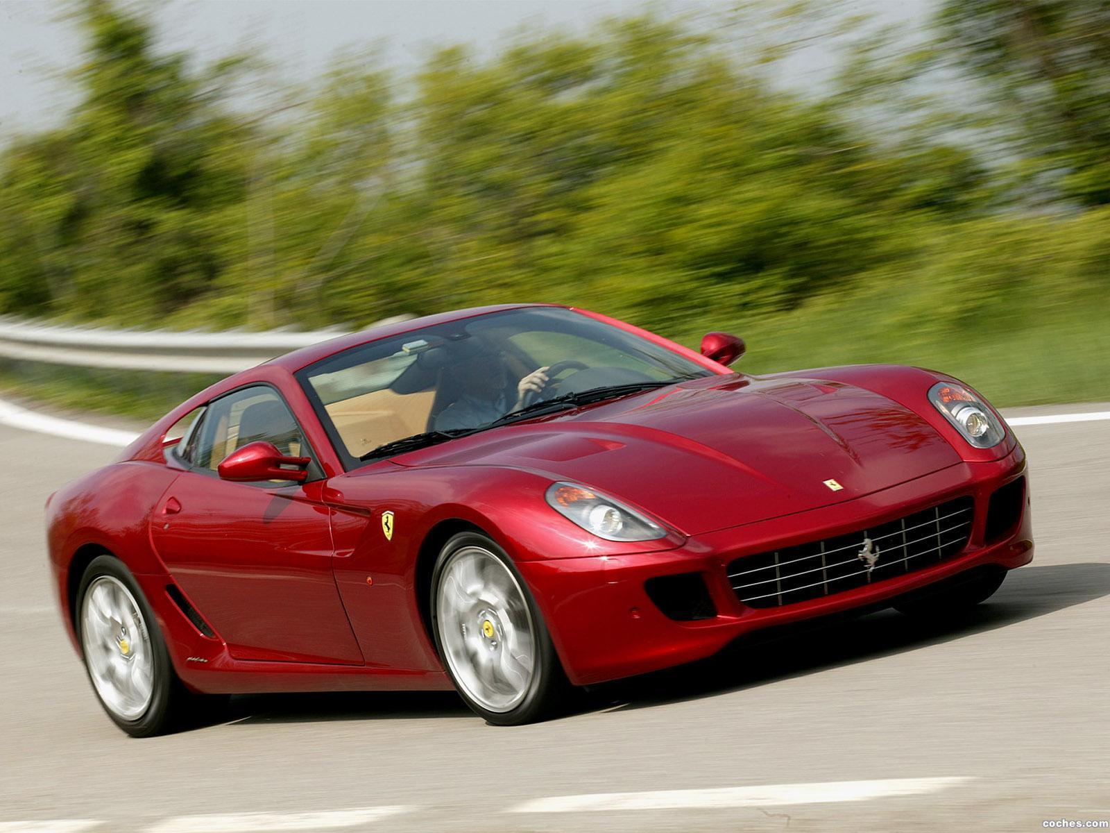 2006 ferrari 599 gtb - photo #25