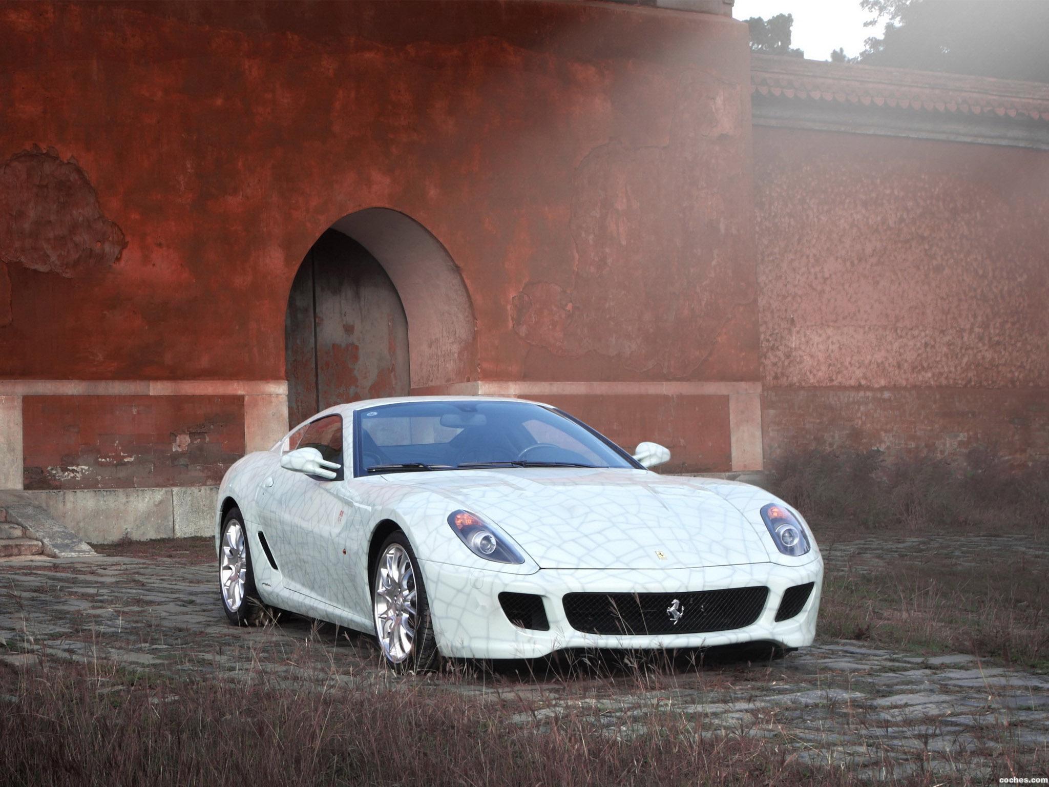 Foto 0 de Ferrari 599 GTB Fiorano China Limited Edition 2009