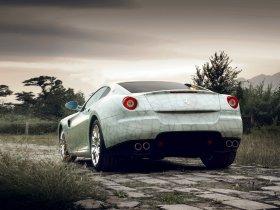 Ver foto 6 de Ferrari 599 GTB Fiorano China Limited Edition 2009