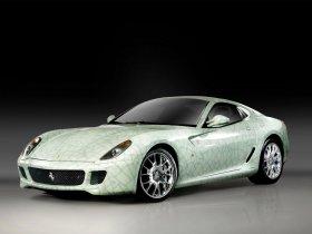 Ver foto 2 de Ferrari 599 GTB Fiorano China Limited Edition 2009