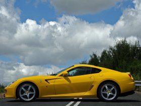 Ver foto 3 de Ferrari 599 GTB Fiorano HGTE 2009