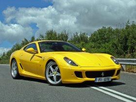 Fotos de Ferrari 599 GTB Fiorano HGTE 2009