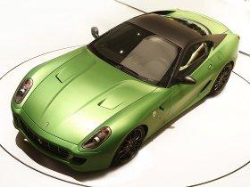 Ver foto 3 de Ferrari 599 GTB HY-KERS Concept 2010