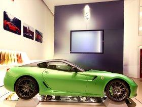 Ver foto 2 de Ferrari 599 GTB HY-KERS Concept 2010