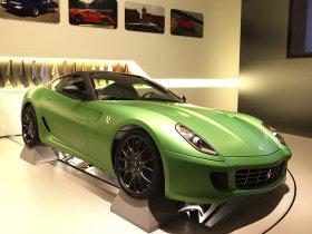 Fotos de Ferrari 599 GTB HY-KERS Concept 2010