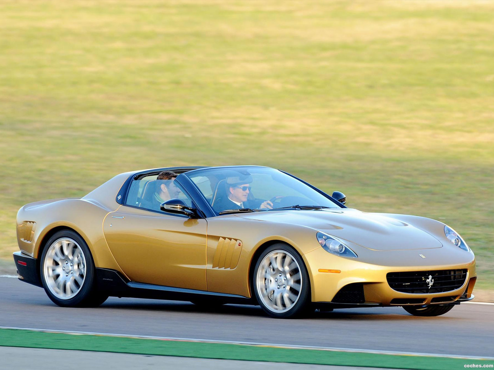 Foto 0 de Ferrari 599 GTB P540 Superfast Aperta 2010