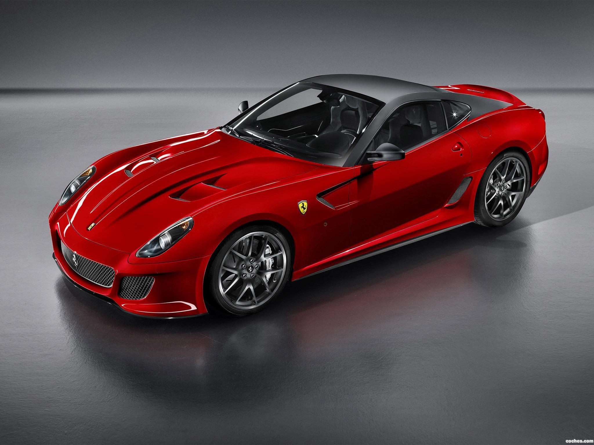 Foto 0 de Ferrari 599 GTO 2010