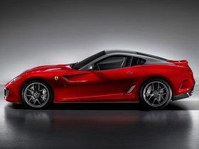 Ver foto 2 de Ferrari 599 GTO 2010