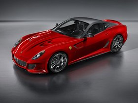 Fotos de Ferrari 599 GTO 2010