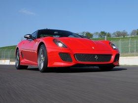 Ver foto 23 de Ferrari 599 GTO 2010