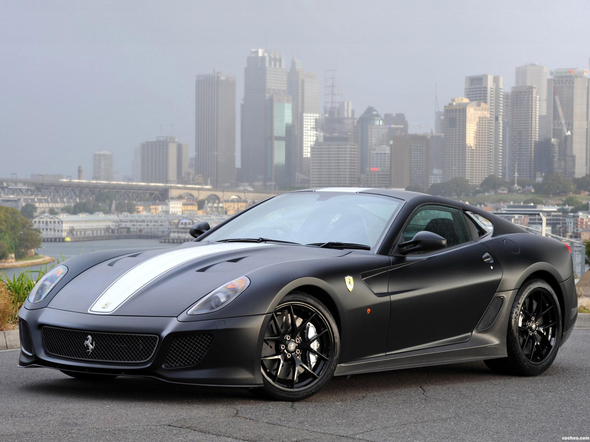 Foto 0 de Ferrari 599 GTO Australia-2011