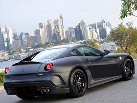 Ver foto 4 de Ferrari 599 GTO Australia-2011