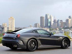 Ver foto 3 de Ferrari 599 GTO Australia-2011