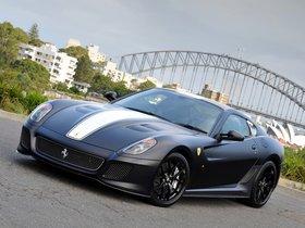 Ver foto 2 de Ferrari 599 GTO Australia-2011