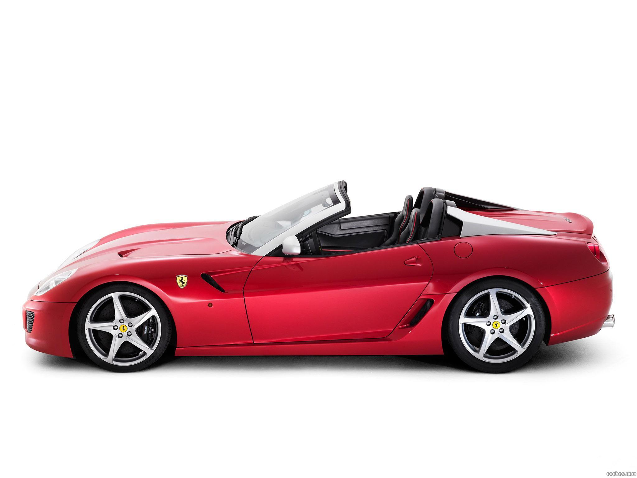 Foto 1 de Ferrari 599 SA Aperta 2010